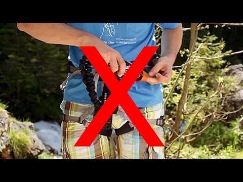 Klettersteigset Funktionsweise : TÜv geprüft: die besten 6 klettersteigset im test 04 2019