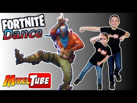 FORTNITE Dance Los Bailes Del Popular Videojuego En La Vida Real