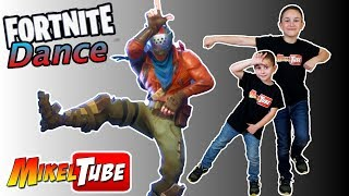 FORTNITE Dance The dances of the popular video game in real life