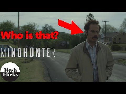 Mindhunter | Who is that strange character?