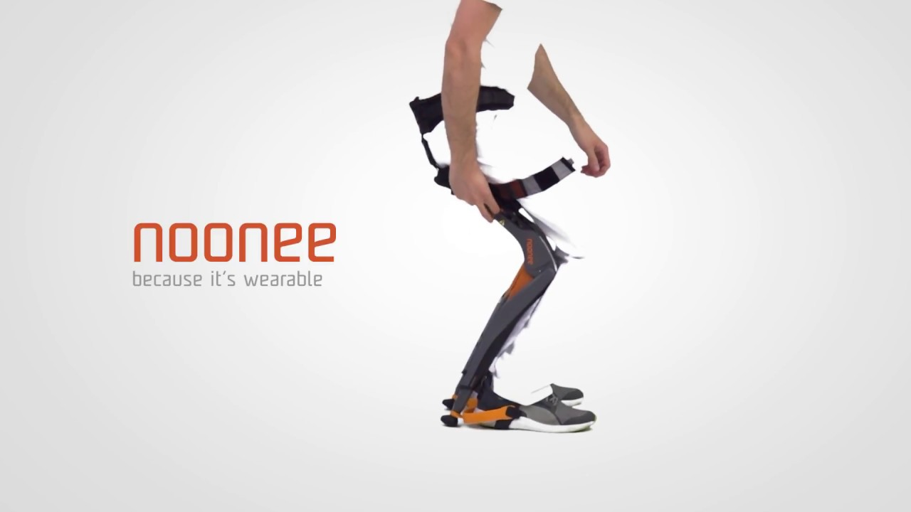 Noonee: The chairless Chair | Robohub