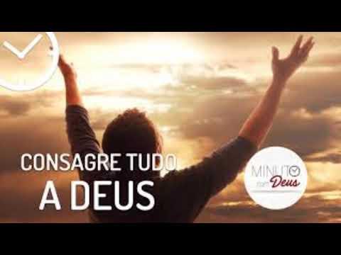COLOQUE SEUS PLANOS NAS MÃOS DE DEUS - Minuto com Deus