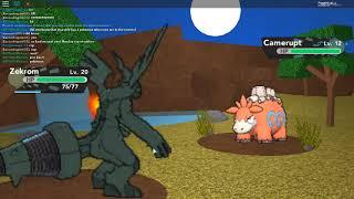 roblox pokemon Ziegel Bronze Randundlierer nuzlocke pt.4