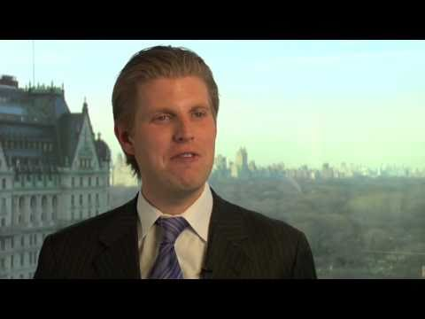 The Next Generation: Eric Trump