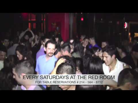 THE RED ROOM VIDEO PROMO