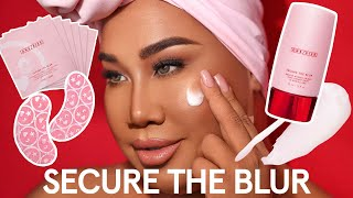 My NEW Launch Secure The Blur | PatrickStarrr