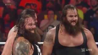 Braun Strowman's WWE Debut