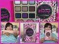(VIDEO EN ESPAÑOL ) Swatch y Decirle en la Nueva Paleta de TooFaced The Power of Makeup