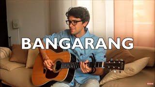 Bangarang - Skrillex feat. Sirah (Fingerstyle guitar cover)