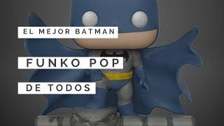 """El mejor Batman de funko pop""  ""funko pop exclusive jim lee"""