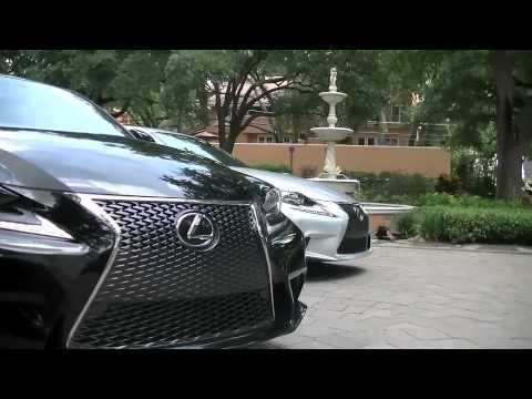 2014 IS350 F-Sport Dallas Remix