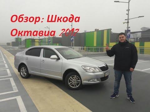 Обзор Шкода Октавия 2012 Стас Федченко