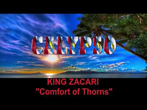 King Zacari - Comfort Of Thorns (Antigua 219 Calypso)