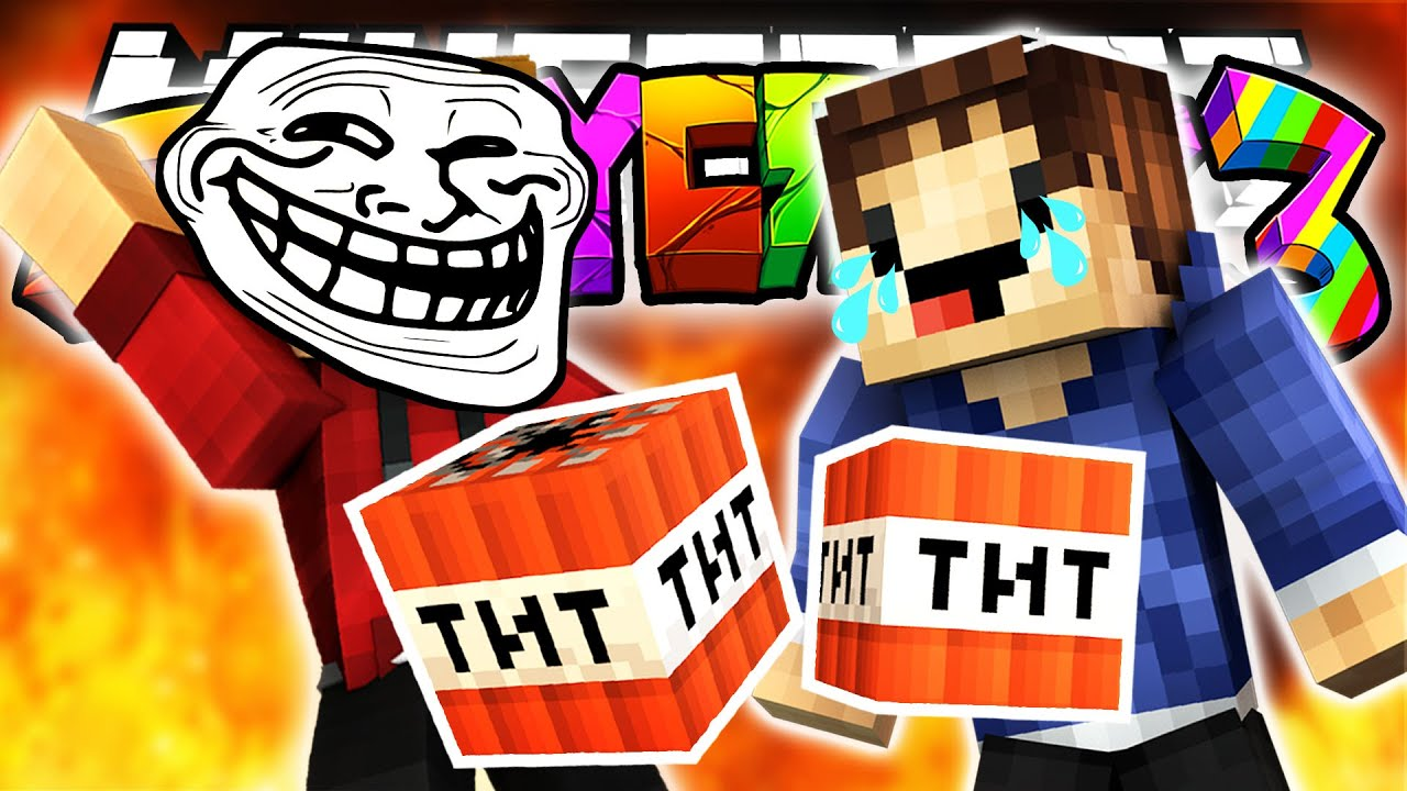Minecraft crazy craft 3 0 blowing up woofless 39 s house for Http test voidswrath com modpacks crazy craft 3 0
