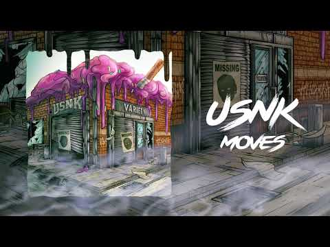 USNK - Moves (Audio)