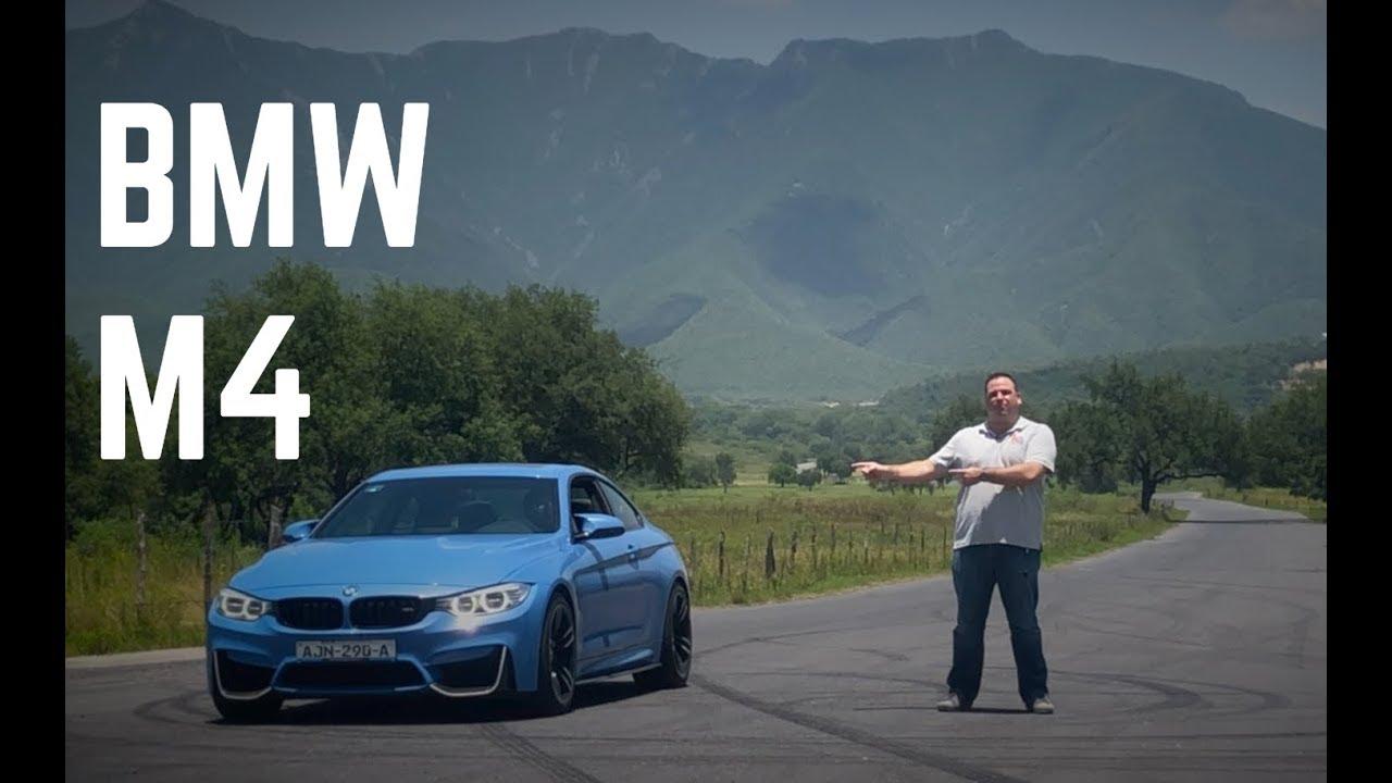 CONOCIMOS UN BMW M4 2015