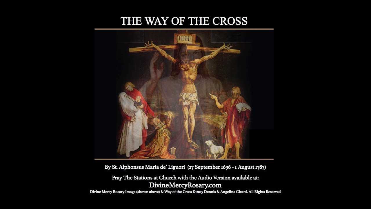 The Way Of The Cross-Stations Of The Cross-Extended Version 2015