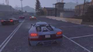Grand Theft Auto 5 Online - Officer Speirs - Need For Speed