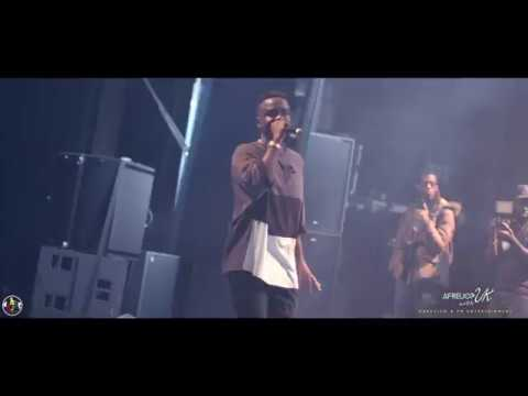 SARKODIE BEST  LIVE PERFORMANCE  IN  LONDON WITH GHANABOYZ (THE HIGHEST CONCERT)