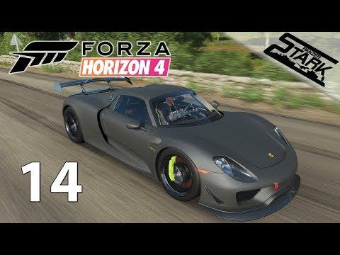 Forza Horizon 4 - 14.Rész (Porsche 918 spyder & epic nyitás) - Stark thumbnail