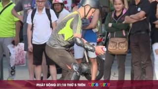 cuoc dua ky thu 2016 - chang chung ket - dung co bo cuoc