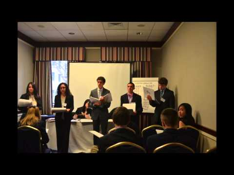 The 2014 YMCA New Jersey Youth and Government Conference in Minutes
