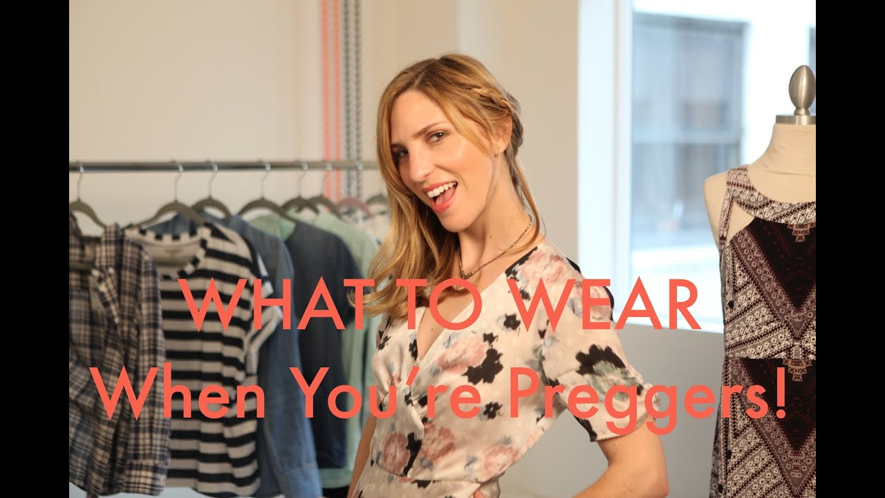 What to wear when youre pregnant maternity style tips ideas what to wear when youre pregnant maternity style tips ideas youtube ombrellifo Images