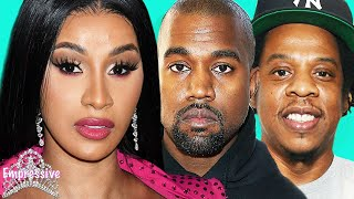 Cardi B speaks on her divorce and slams rumors! | Jay Z allegedly sold Kanye's masters away?