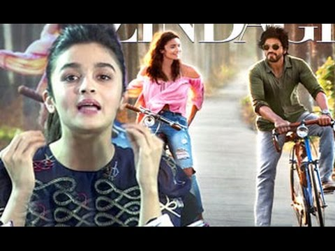 Alia Bhatt: I LOVED To Do Romance With Shah Rukh Khan Again | Dear Zindagi | Interview