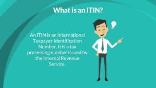 What is an International Taxpayer Identification Number?