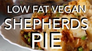 Low Fat Vegan Shepherds Pie - Raw Til 4 Recipe Hclf
