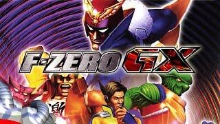 f zero gx gc the best racing game ever