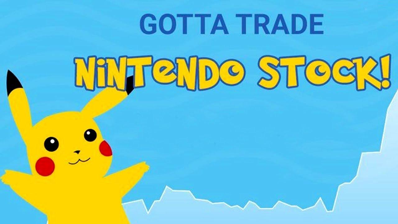 Buying Nintendo Stocks Youtube