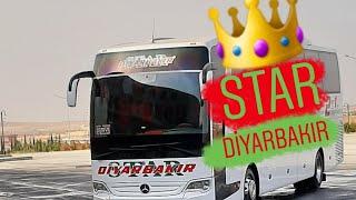 Star Diyarbakır Travego ile İzmir Diyarbakır (Bus Vlog)