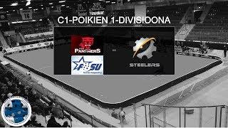 RSS Panthers/Fosu - Steelers Pojat C1-Divari