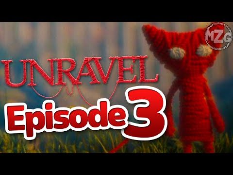 Don't Drown! - Unravel - Episode 3 : Berry Mire (Gameplay Playthrough)