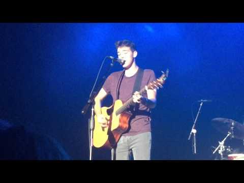 Jacob Whitesides - Don't (Ed Sheeran Cover) Huntington, NY 9.5.15