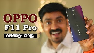 Oppo F11 Pro Review in Malayalam