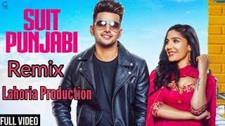 Suit Punjabi By Jass Manak Feat Lahoria Production 'Song Recorder'