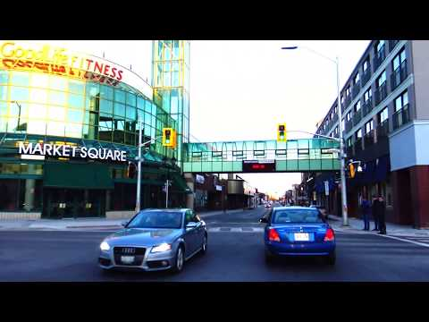 Driving In Waterloo Then Kitchener