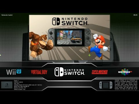 Download Hyperspin 2018 Nintendo Switch 186 Titles Full Media MP3