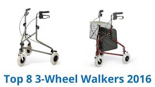 8 Best 3-Wheel Walkers 2016
