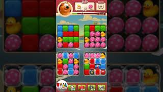 Toon Blast Level 20 Boosters Play - Oval Games - Puzzle Don Taiga