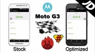 moto g 3rd gen stock rom vs stock rom optimized xt1550 2gb ram