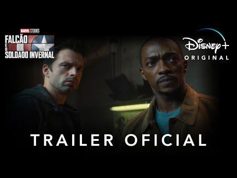 Falcão e o Soldado Invernal | Marvel Studios | Trailer Oficial Dublado | Disney+