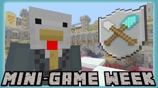 Mini-Game Week - Day 2 ~ TUMBLE AND FALL