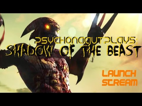 Shadow of the Beast (HD Gameplay) PS4 LAUNCH-STREAM