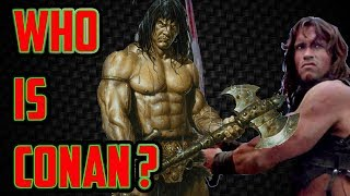 History and Origin of Conan! Who Is Conan The Barbarian?