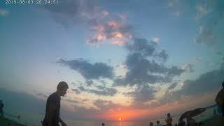 Sunset@Halkidiki 3/8/19 . Ηλιοβασίλεμα@Χαλκιδική