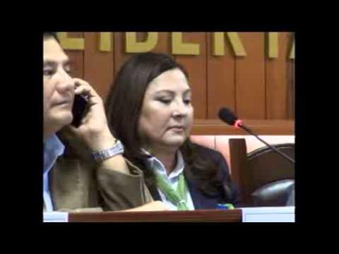 Debate de candidatos a la alcaldia de Víctor Larco 30.08.14